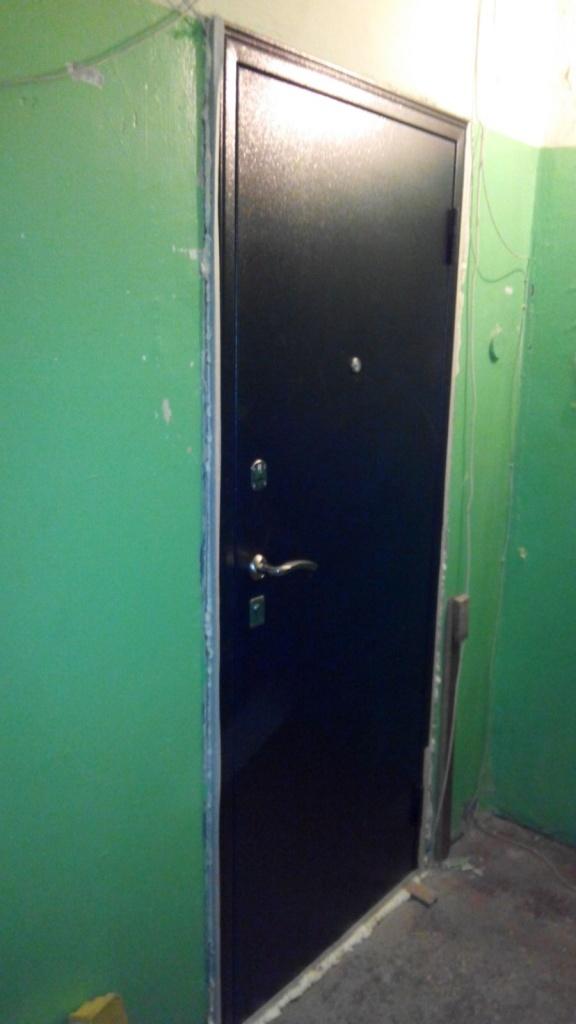 установка входных дверей дзержинский